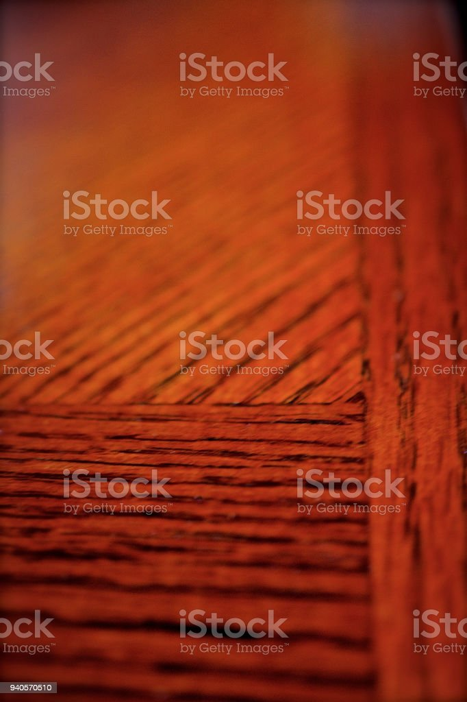 Refinishing Furniture stock photo