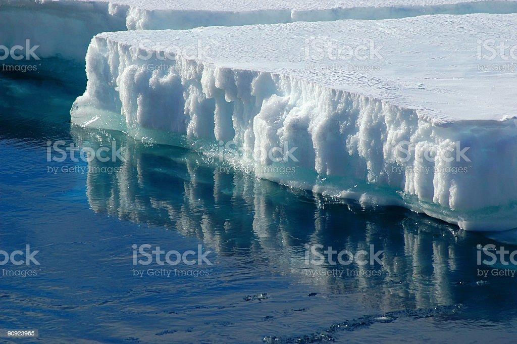 た氷盤 ロイヤリティフリーストックフォト