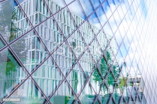 Reflection - Abstract Architecture