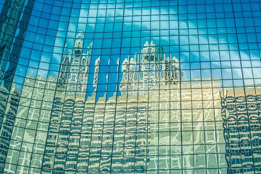 Reflections , Chicago-Illinois