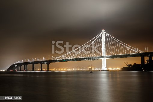 Yerba Buena Island, San Francisco, California, USA.