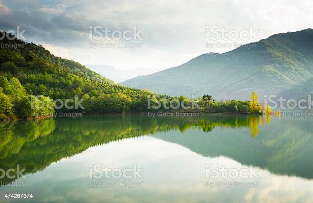 Photo of Reflections on a Lake