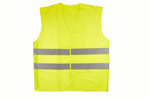 reflective vest - giacca foto e immagini stock