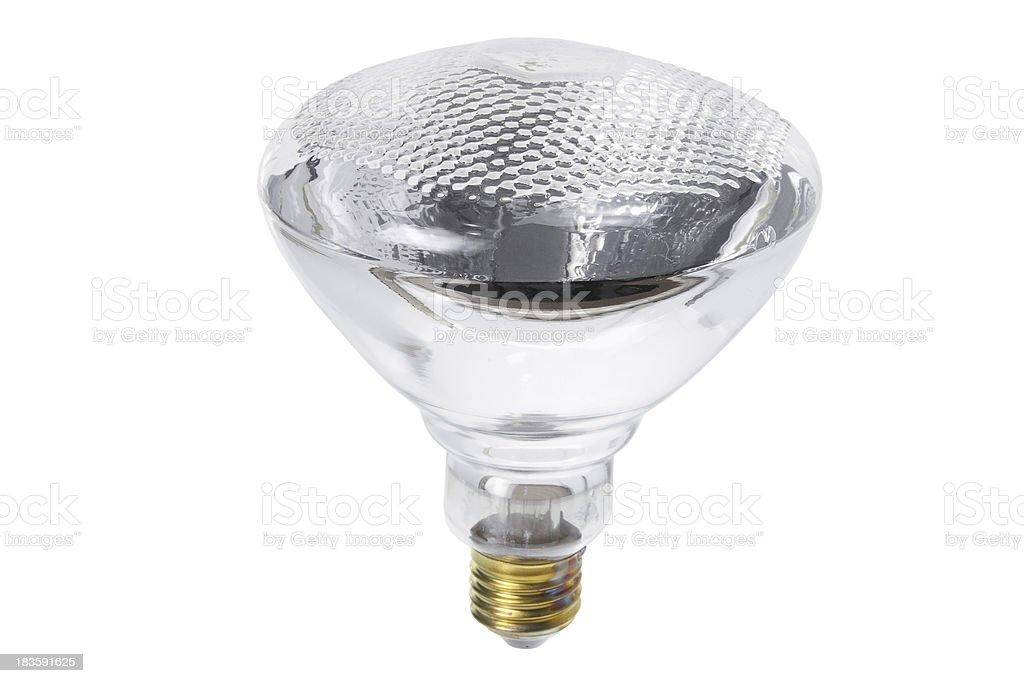Reflector Lamp stock photo