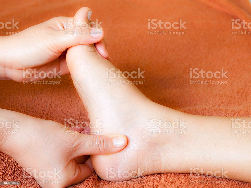 reflexology foot massage, spa foot treatment,Traditional of Thailand