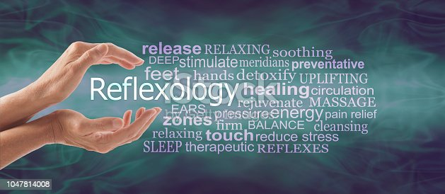 istock Reflexology Therapy Word Tag Cloud Banner 1047814008