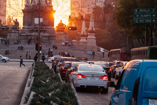 Reforma Avenue, Mexiko-Stadt – Foto