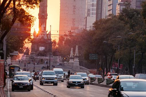 Reforma Avenue, Mexico City