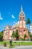 Reformed Church in Deva, Romania, Europe