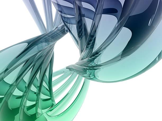 refractive curve forme - convexe photos et images de collection