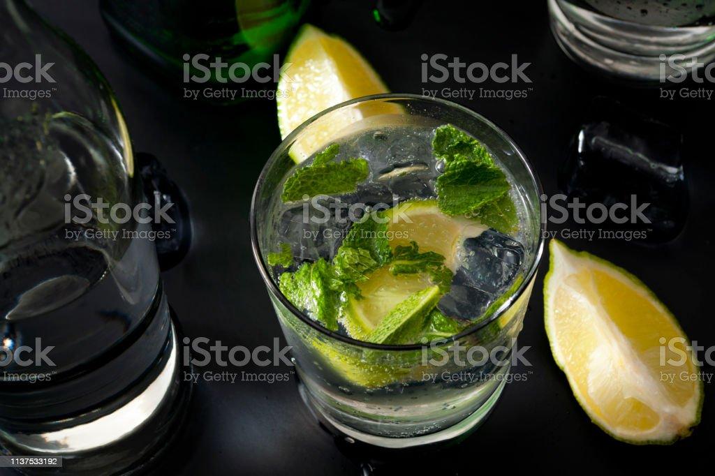Mezclas de bebidas alcoholicas