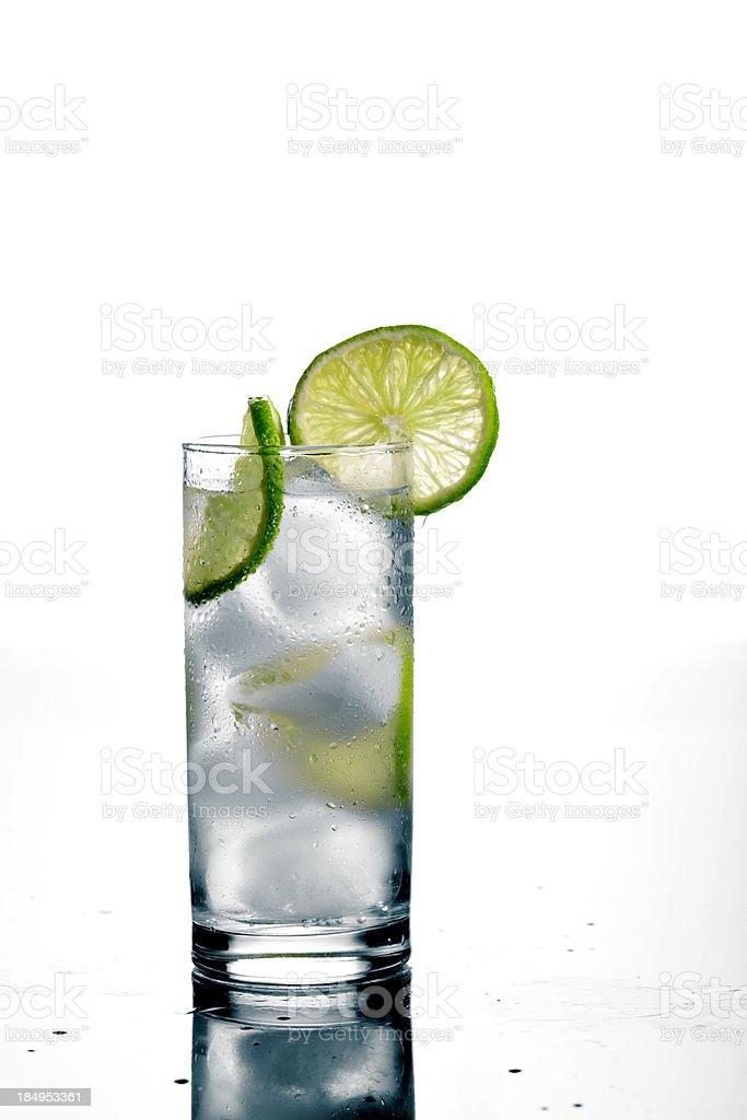 Refreshing drink royalty-free stock photo