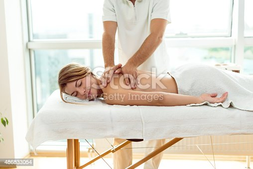 525211834istockphoto Refreshing her body and soul 486833054