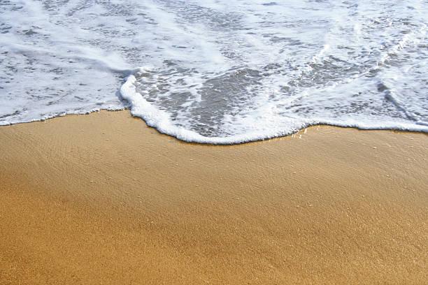 Refreshing wave stock photo