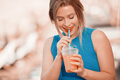 istock refreshing with a drink 1074176536