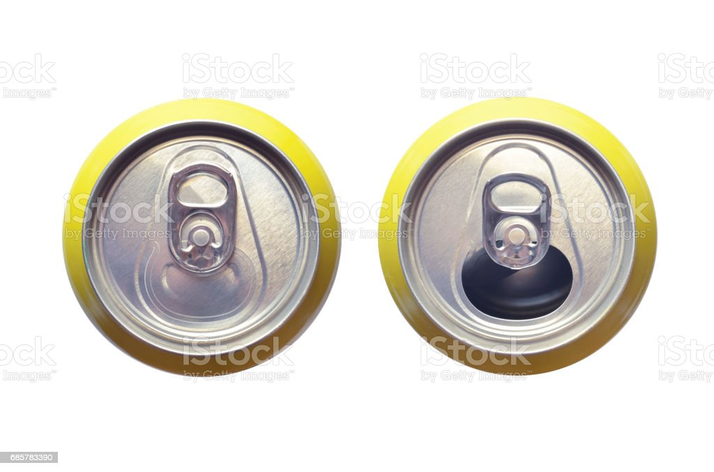 refreshment cans royalty-free stock photo