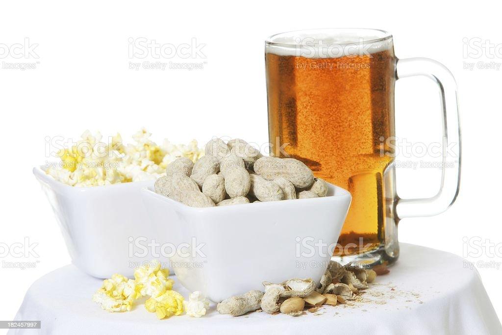 Refreshments royalty-free stock photo