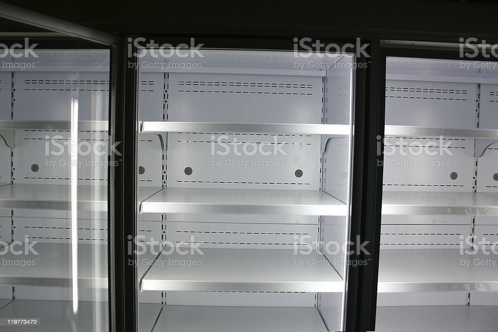 Kühlschrank. – Foto