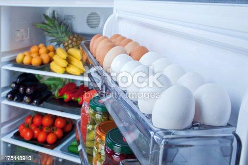 istock Refrigerator 175448913