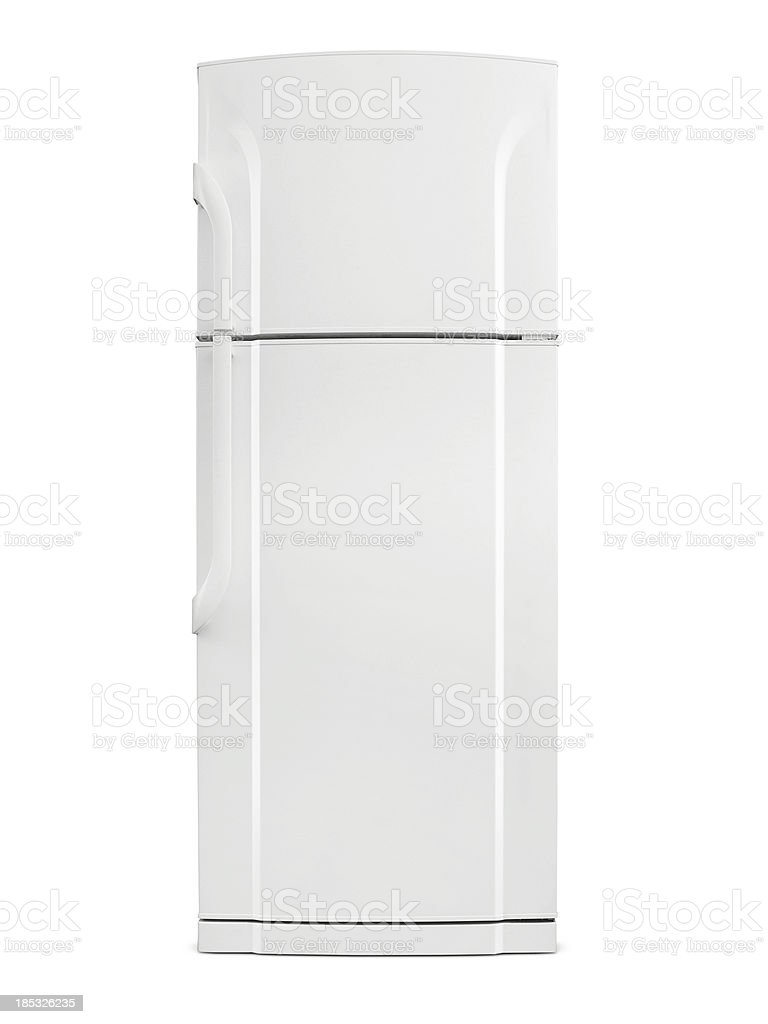 Refrigerator (Click for more) royalty-free stock photo