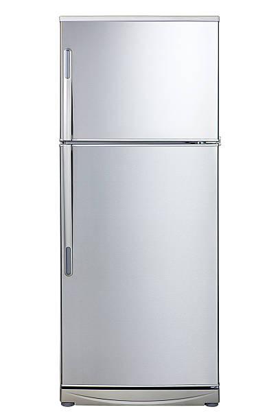 kühlschrank. - geschlossene küchen stock-fotos und bilder