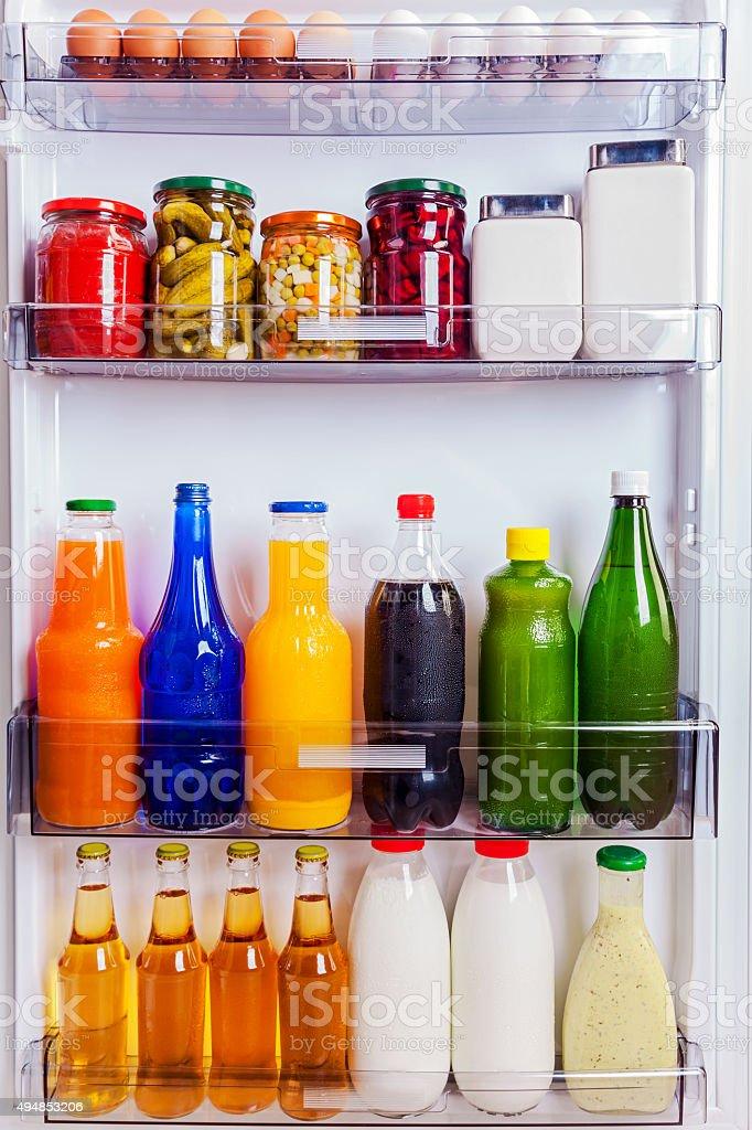 Refrigerator foto