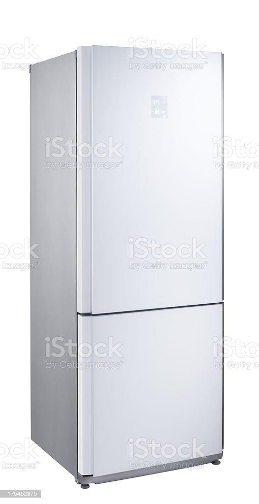 Refrigerators stock photo