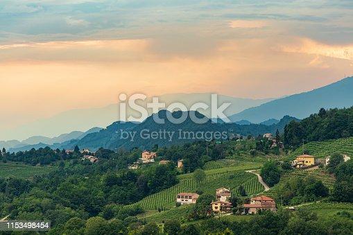 Refrontolo - the prosecco hills