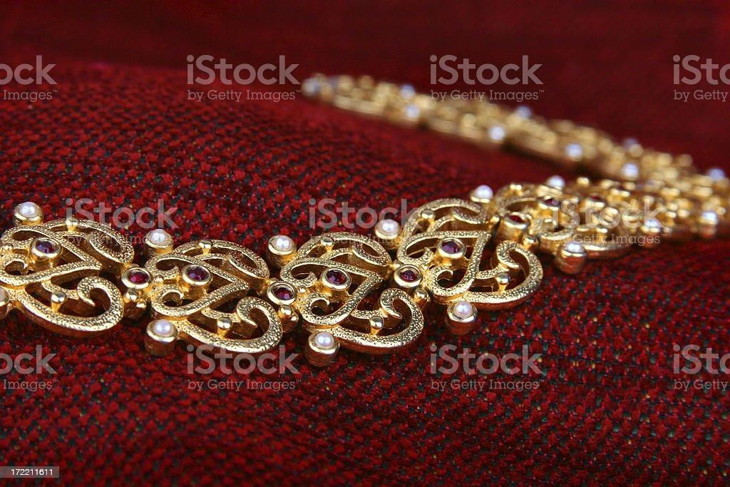 Regal Jewels royalty-free stock photo