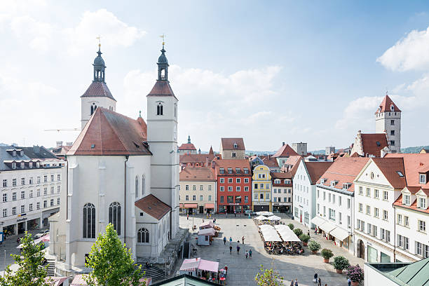 Regensburg City – Foto