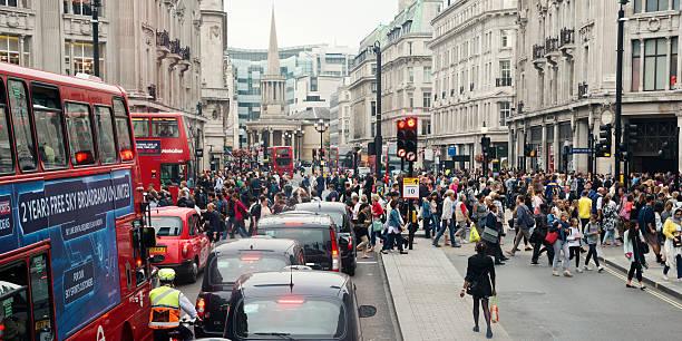 Regent Street, London – Foto