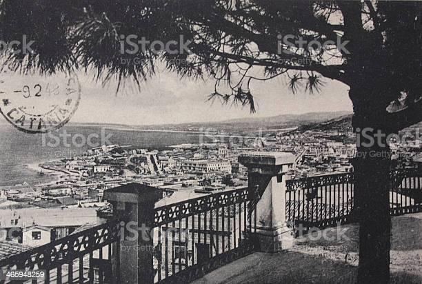 Reggio Calabria, Italy, 1948 postcard
