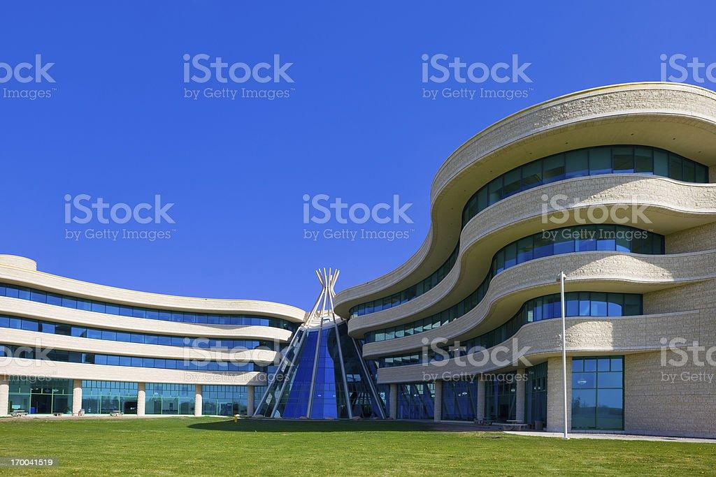 Regina Canada First Nations University of Canada stock photo