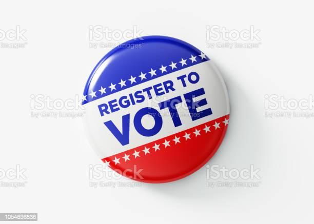 Register to vote badge for elections in usa picture id1054696836?b=1&k=6&m=1054696836&s=612x612&h=lhjk5rnsmnx2hszas8q5hj3sbwofdj3svvnwgvc5n0k=