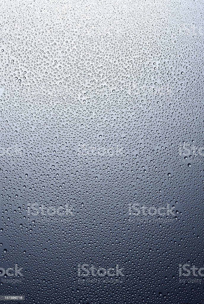 Regular condensation royalty-free stock photo