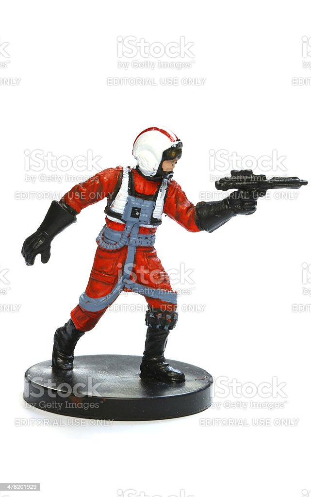Regular Rebel stock photo