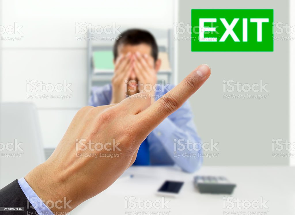 regulation of employment in the company stock photo