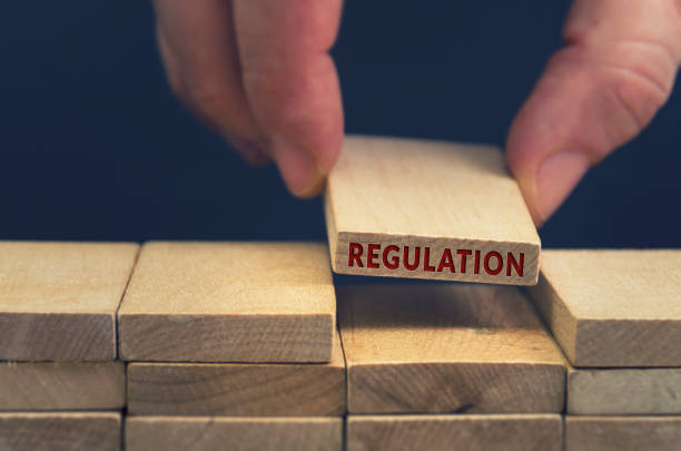 Regulation stock photo