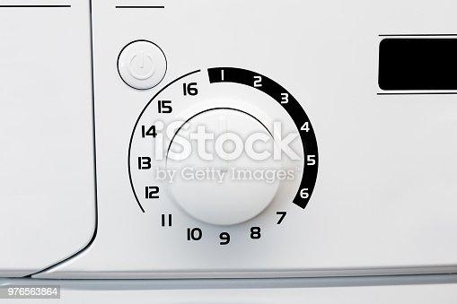 istock regulator on the control panel of household appliances 976563864