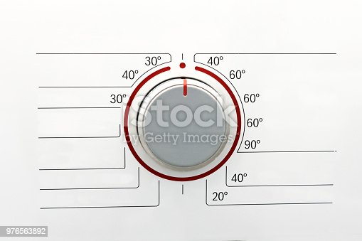 istock regulator on the control panel of household appliances 976563892