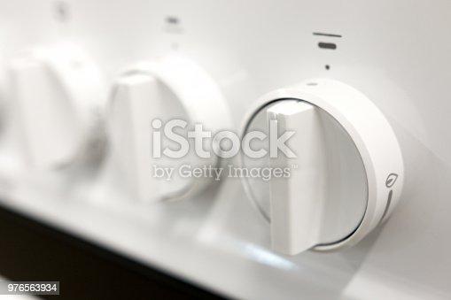 istock regulator on the control panel of household appliances 976563934