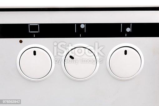 istock regulator on the control panel of household appliances 976563942
