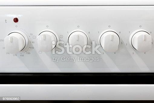 istock regulator on the control panel of household appliances 976563952