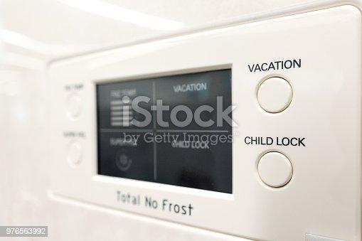 istock regulator on the control panel of household appliances 976563992