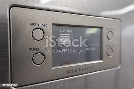 istock regulator on the control panel of household appliances 976564020