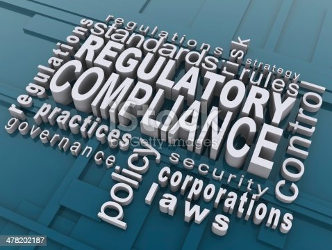 Regulatory Compliance and related words
