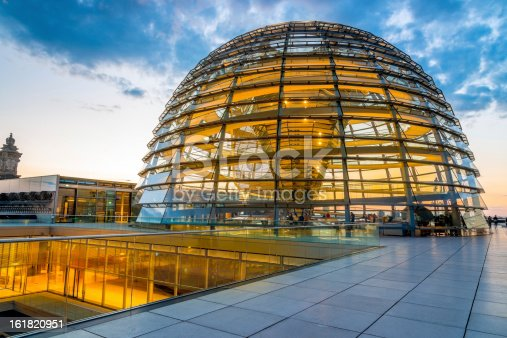 istock Reichstag Dome, Berlin 161820951
