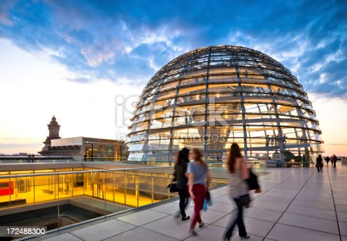 istock Reichstag Dome, Berlin 172488300