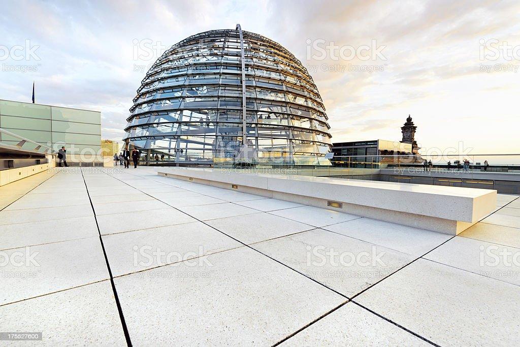 Reichstag Dome, Berlin – Foto
