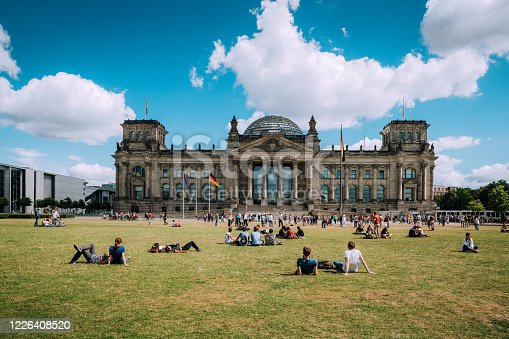 istock Reichstag in Berlin, Germany 1226408520